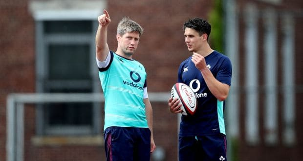 Joey Carbery On The One Key Piece Of Advice ROG Gave Him When Playing At 10