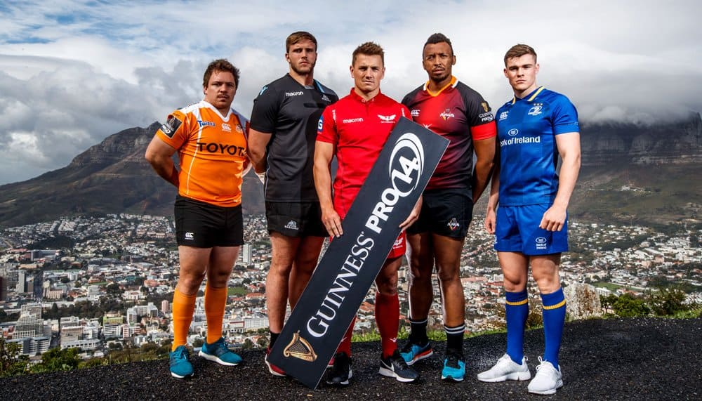 Two More Countries Targeted As PRO14 Looks To Continue Expansion
