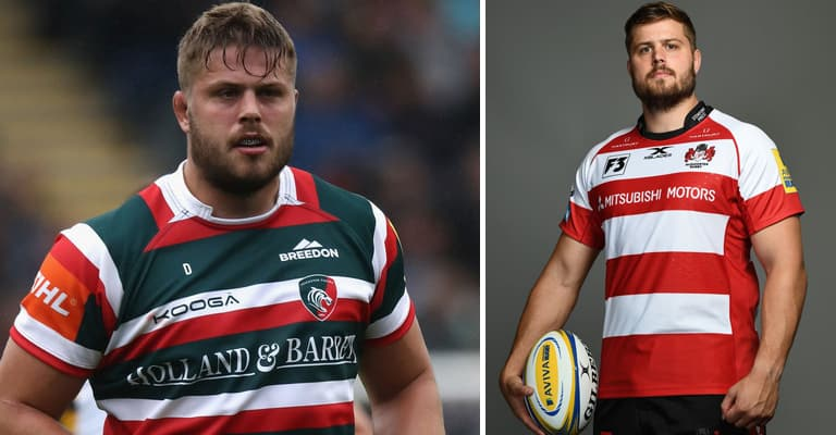 Ed Slater, His Former Club Leicester & New Club Gloucester Share Hilarious Twitter Back & Forth