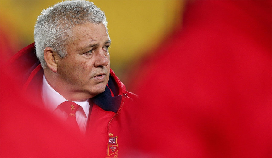 Gatland Quits Lions & Admits Sean O'Brien's Comments Hurt Him