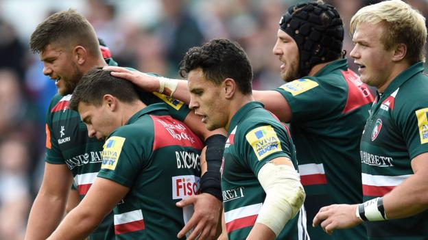 Leicester Tigers Coach Quits Role