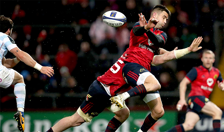 It Turns Out Conor Murray's Charge-Down Was Anything But A Fluke