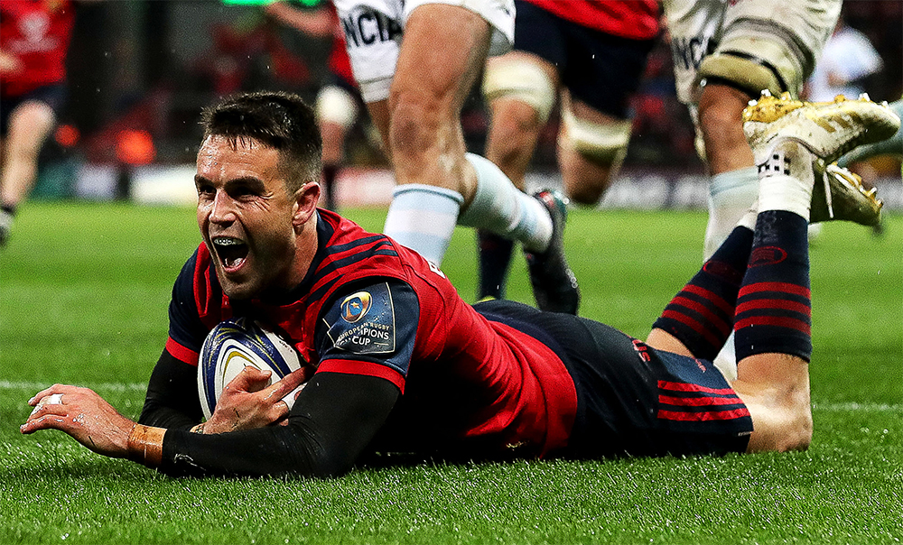 Munster Edge Out Racing 92 In Tense Affair At Thomond Park