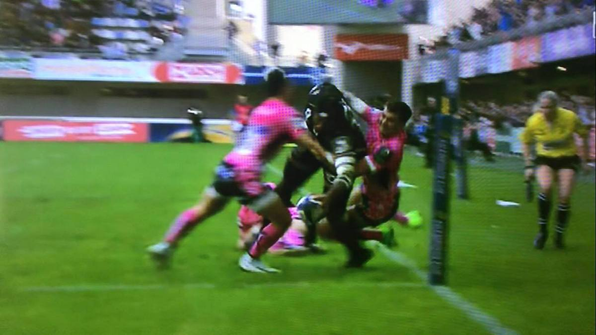 Watch: Nemani Nadolo With One Of The Best Finishes You Will Ever See