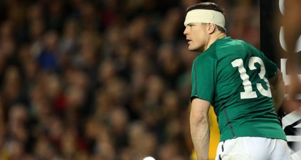 Brian O'Driscoll Reveals Who Hit Him With The Hardest Tackle Of His Career
