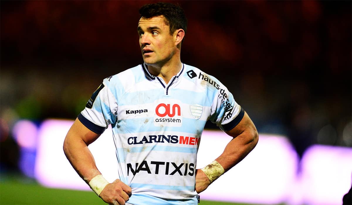 Dan Carter's Racing 92 Return Nixed On Medical Grounds