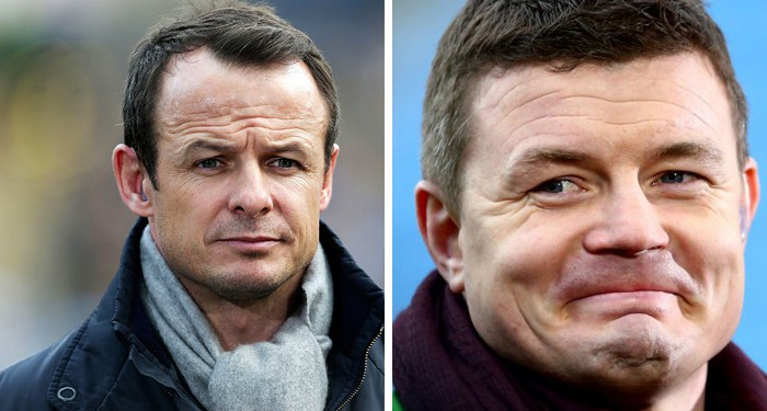 Brian O'Driscoll Absolutely Roasts Welsh Fan & Austin Healey On Twitter