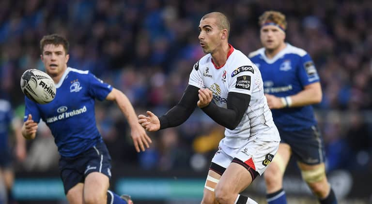Former Ulster scrum-half Ruan Pienaar set for return to Ravenhill with Cheetahs deal on the cards