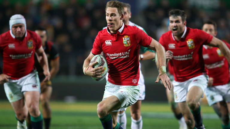 Liam Williams On The Ireland Player He Looks Up To As A Coach