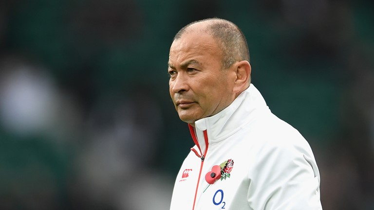 Shock Candidate Emerges As Favourite To Replace Eddie Jones As England Boss