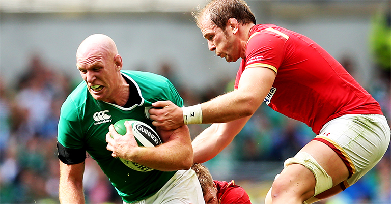 Joe Schmidt calms fears on injured trio after Ireland victory over Wales