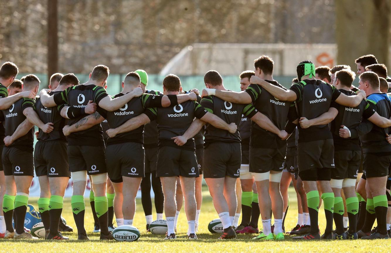 Furlong boost for Ireland