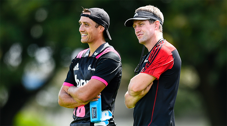 Ronan O'Gara Admits He's Interested In Head Coach Role