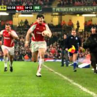Remembering That Mike Phillips Try Against Ireland That Enraged A Nation