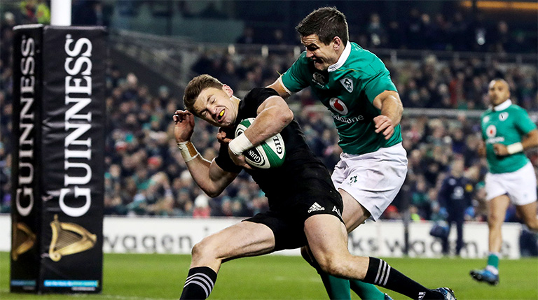 England Star In Awe Of Ireland & Reckons They Would Beat The All Blacks
