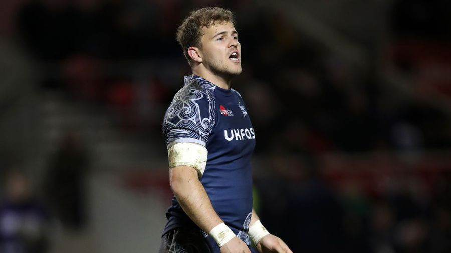 Will Addison: Ulster sign Irish-qualified Sale Sharks centre