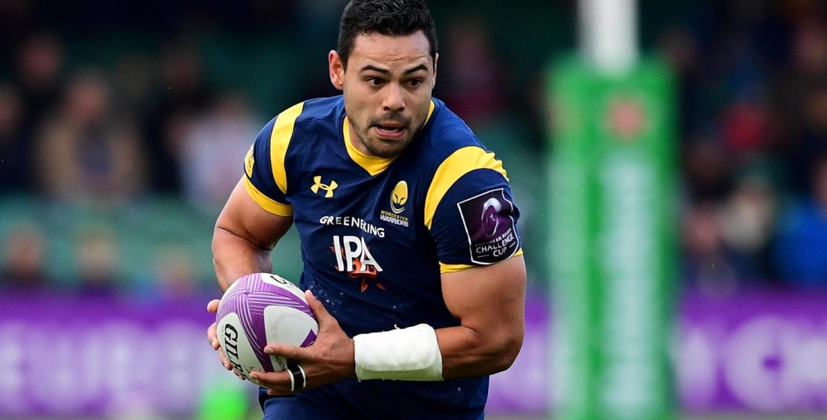 England International Ben Te'o Set To Leave Worcester Warriors