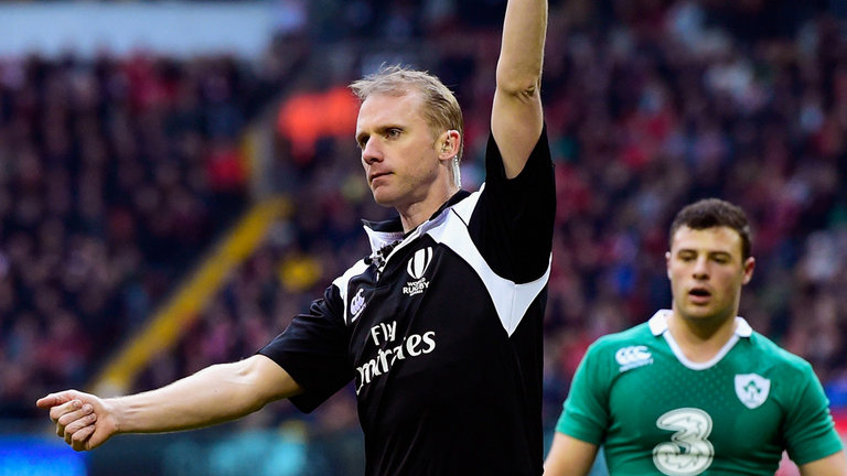 Match Officials Confirmed For This Weekend's Six Nations Fixtures