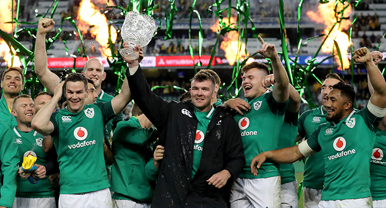 Ireland Set For History Making World Rugby Rankings Boost