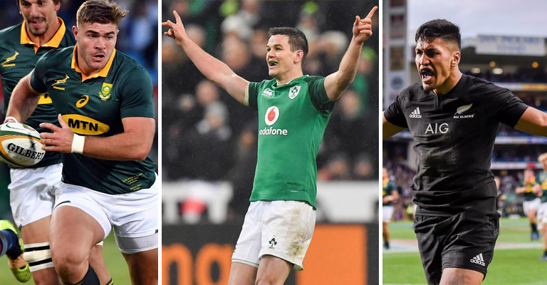 What A Current World Rugby XV Might Look Like
