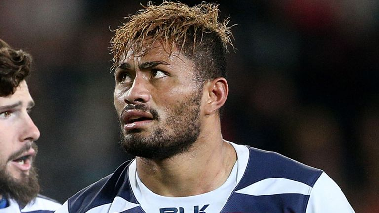 Super Rugby Star Arrested After Assault On Teammate