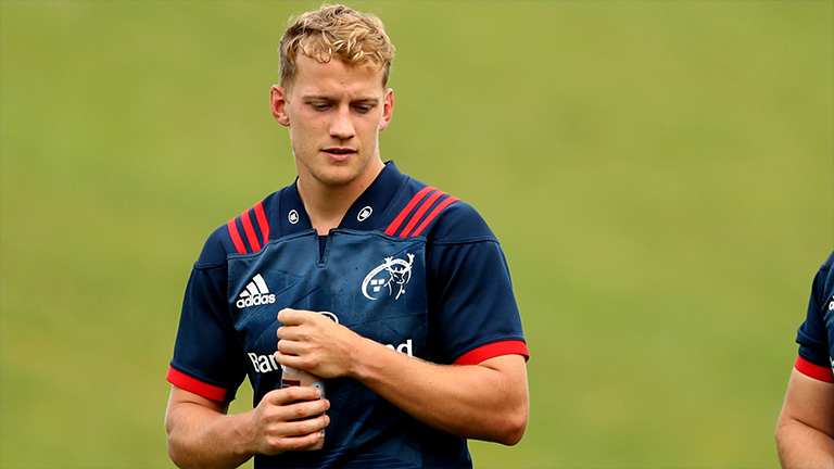 Exciting Munster Team Named For First Game Of The Season