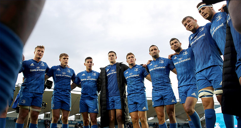 Late Withdrawal For Leinster Forces Them To Change Team For PRO14 Clash