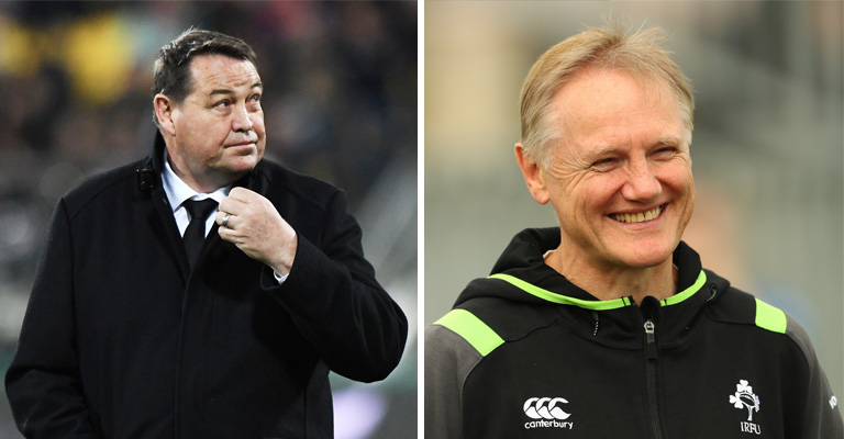 Ireland Breathing Down All Blacks' Necks As Latest World Rugby Rankings Released