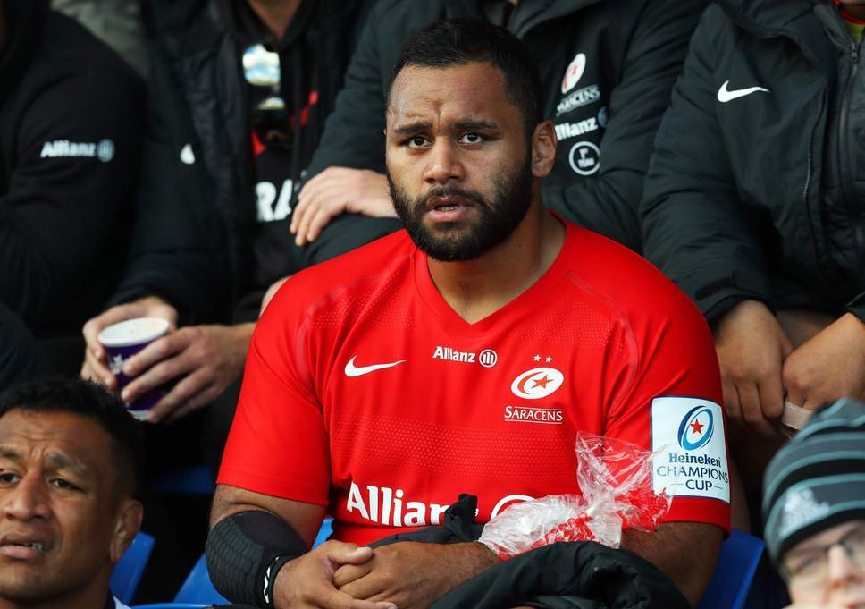 England cop Vunipola blow ahead of November Tests