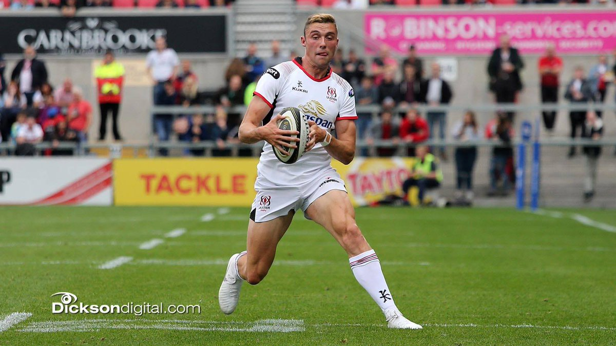 Youngster Clocks Up Fastest Ever Speed Recorded On A Pitch For Ulster