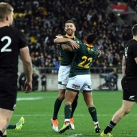 Springboks & All Blacks Name Frightening Teams For Rugby World Cup Opener