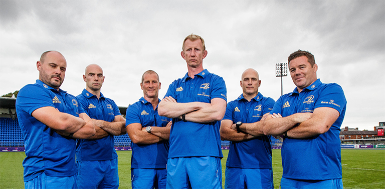 Leinster Coach Admits He's Interesting In Joining Ireland Coaching Ticket