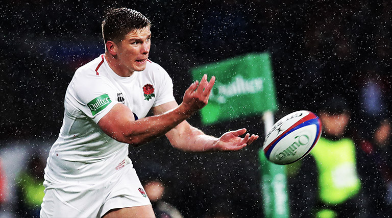England Team Named For Six Nations Showdown With Wales
