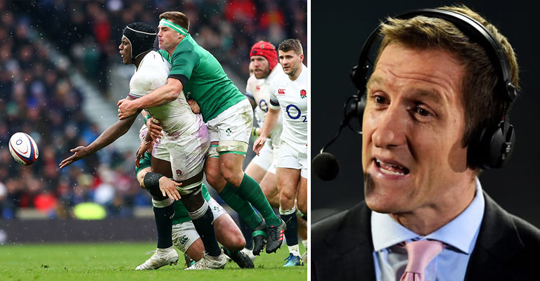 Will Greenwood Picks His Combined England & Ireland XV