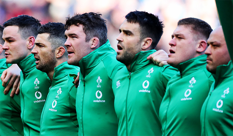 Picking Ireland's 31-Man Rugby World Cup Squad As Things Stand