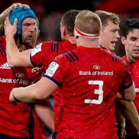 Munster Team Named For Champions Cup Showdown With Saracens In Thomond Park