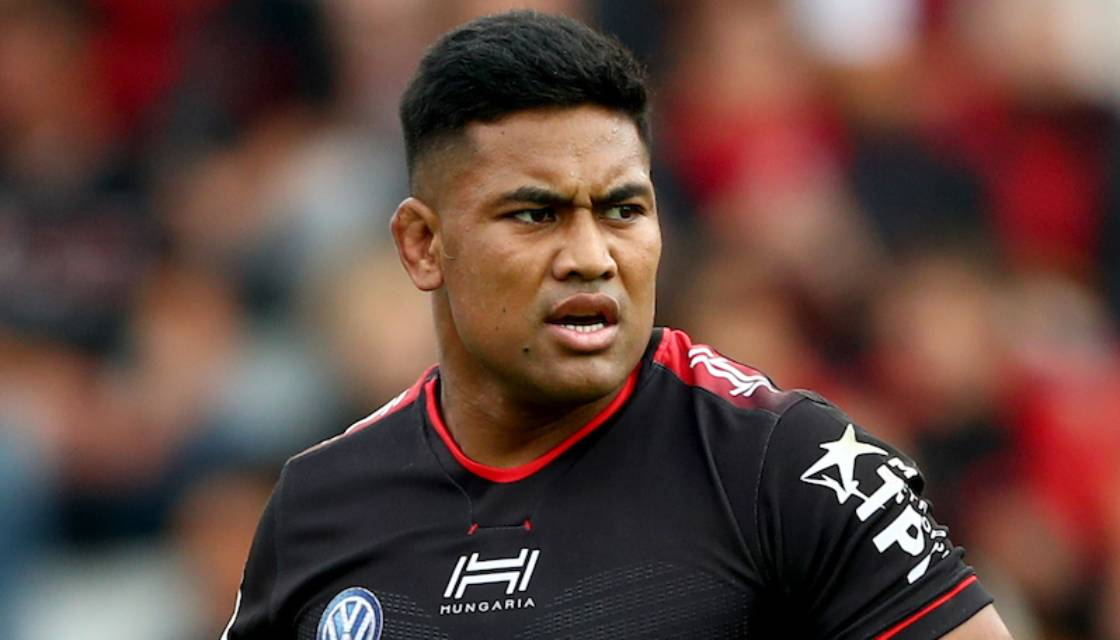 Julian Savea Responds To Toulon Owner 'Cancelling' His Contract