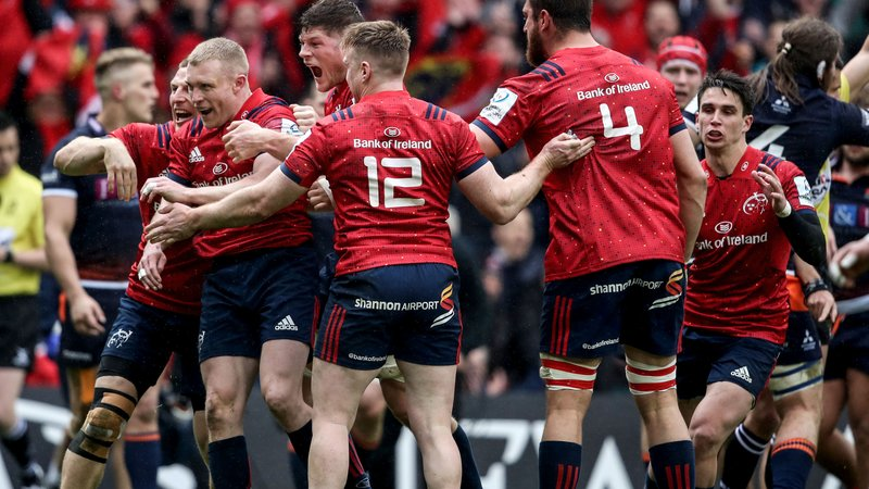 Massive Late Injury Blow For Munster Ahead Of Saracens Clash