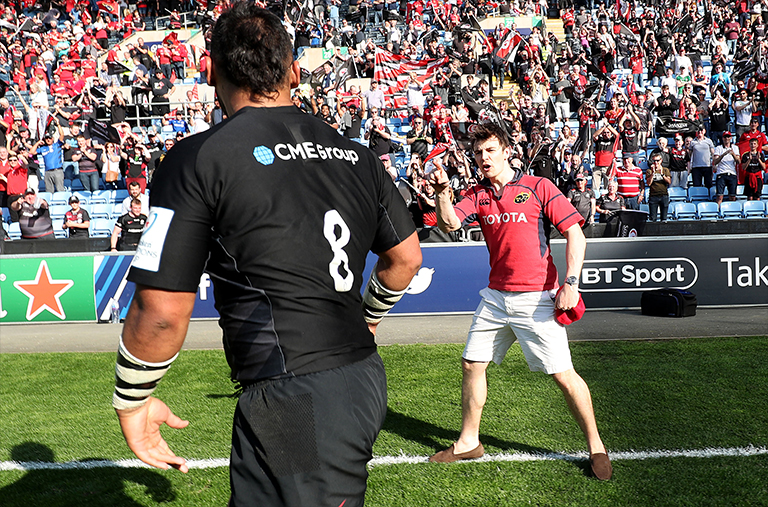 Munster Release Statement Following Billy Vunipola Confrontation