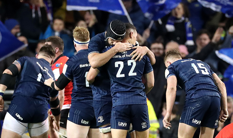 Eleven Munster Changes For Champions Cup Quarter-Final