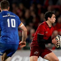 Joey Carbery Returns As Munster Name Team For PRO14 Meeting With Cardiff Blues