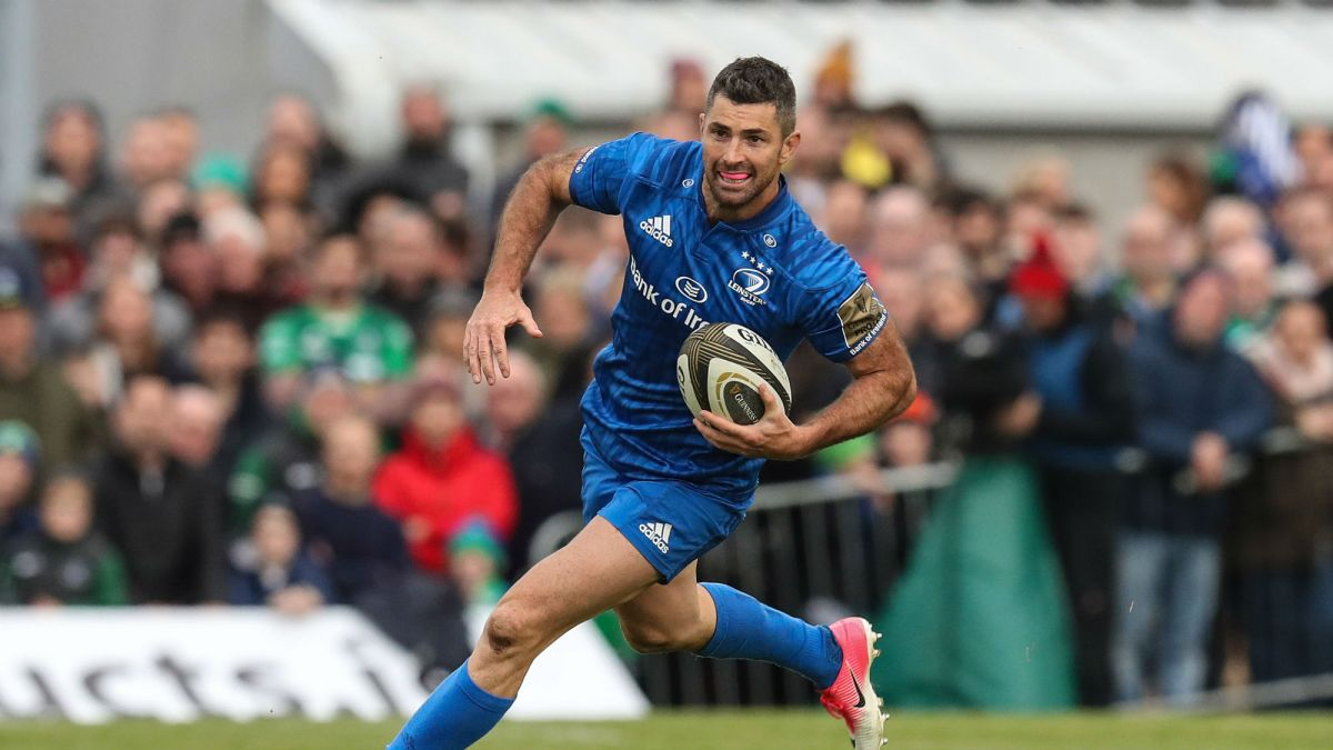 Rob Kearney's Representatives Break Silence On His Future With Leinster