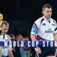 "Nigel Owens Recalls His ""Greatest Moment In Rugby"" Thanks To David Pocock"