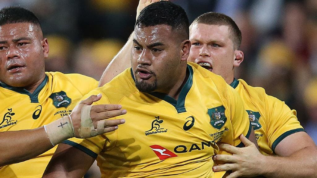 Wallabies Star Robbed Outside Hotel In South Africa