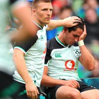 Johann Van Graan Appears To Throws Shade At IRFU Over Joey Carbery Situation
