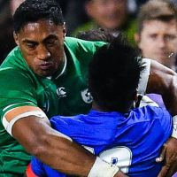 Ireland Release Statement After Bundee Aki Handed Three-Game Ban