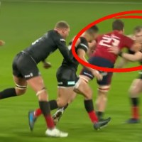 Footage Of The Fend That Resulted In Arno Botha's Ridiculous Red Card Against Saracens