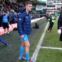 The Latest On Johnny Sexton Following Nasty Looking Knee Injury In Win Over Northampton