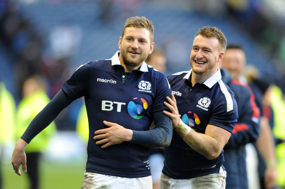 Scotland drop flyhalf Russell for disciplinary reasons