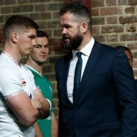 """I Know, It's Weird, Isn't It?"" – Andy Farrell On Facing His Son Owen As Ireland Head Coach"